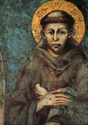 Saint Francis of Assisi by Cimabue
